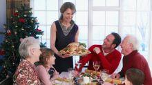 Los efectos de comer de más en las fiestas