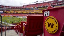 The Washington Football Team won't pick a new name until 2022