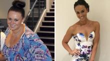15 inspiradoras fotografías de personas antes y después de adelgazar