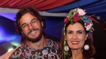 Fátima Bernardes dá presente para Túlio e mostra que é 'gente como a gente'