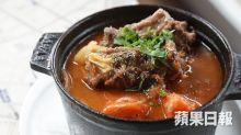 【打工仔之選】鰂魚涌抵食微型西餐廳 $70Full Set推介紅酒燉牛肋肉飯