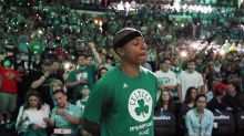 Isaiah Thomas pens emotional letter to Boston about trade: 'I don't agree with it'