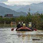 Japan rescuers seek survivors after Typhoon Hagibis kills 43