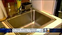 Boil Water Advisory In Effect For Parts Of Westchester