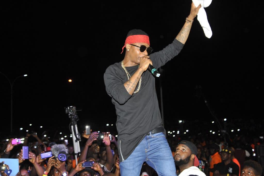 Nigeria's Wizkid, S Africa's Semenya take top MTV awards