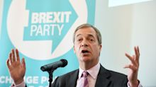 Farage opens door to 'unstoppable' Brexit Party pact with Tories and Johnson