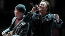 Bono causes U2 fans to panic with 'we're going away now' comment at Berlin show