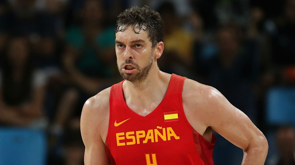 Gasol inspires dominant Spain once again