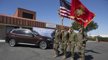 BMW opens job training school for US Marines at Camp Pendleton