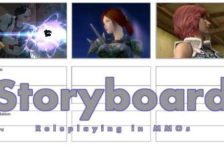 Storyboard: One hundred moments and done