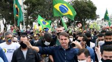 Brazil stands by hydroxychloroquine despite WHO