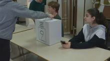 P.E.I. students cast ballots in province-wide student vote