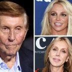 """Sumner Redstone Goes """"Toxic"""": Britney Spears' Lawyer To Be Mogul's Guardian"""