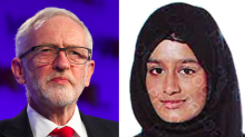 Jeremy Corbyn insists Isis bride Shamima Begum should be allowed to return to UK