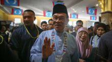 Done being Mr Nice Guy, says Anwar after yesterday's ruckus at party congress