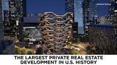 This is the largest private real estate development in U.S. history
