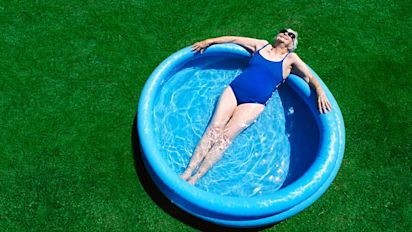 Beat the heat with these inflatable pools