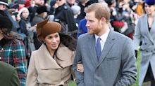 Prince Harry opens up about his first Christmas with Meghan Markle