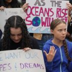 US to stage its largest ever climate strike: 'Somebody must sound the alarm'
