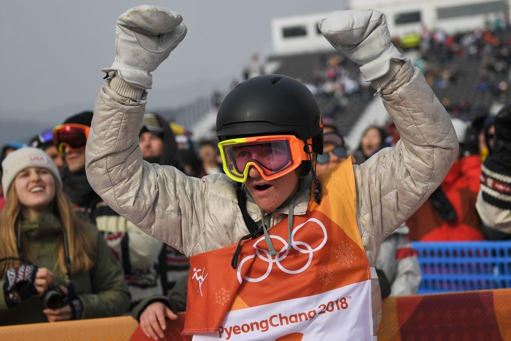 Teenage snowboarder Red Gerard wins first U.S. gold medal at 2018 Winter Olympics