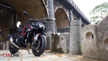 【試駕報導】兩台都好想要喔!Kawasaki Ninja 1000SX & Z H2
