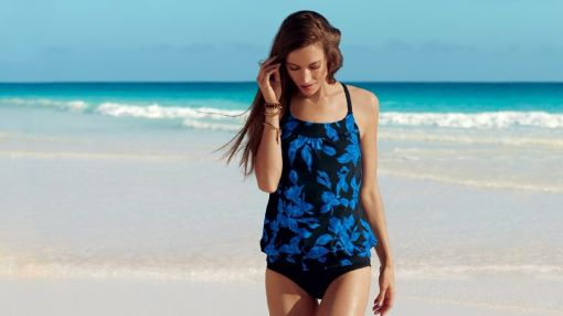Find the perfect swimsuit to fit your body