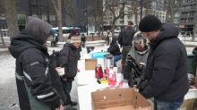 'Not one dollar, not one bar of soap, not one pair of hands': Advocates for homeless grow desperate