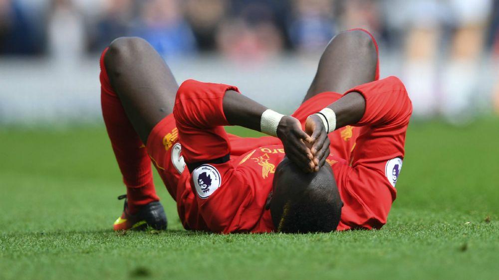 Liverpool, fin de saison pour Mané ?
