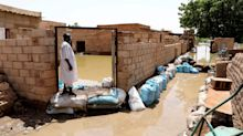 Sudan declares state of emergency amid flooding as River Nile swells to highest level in almost a century