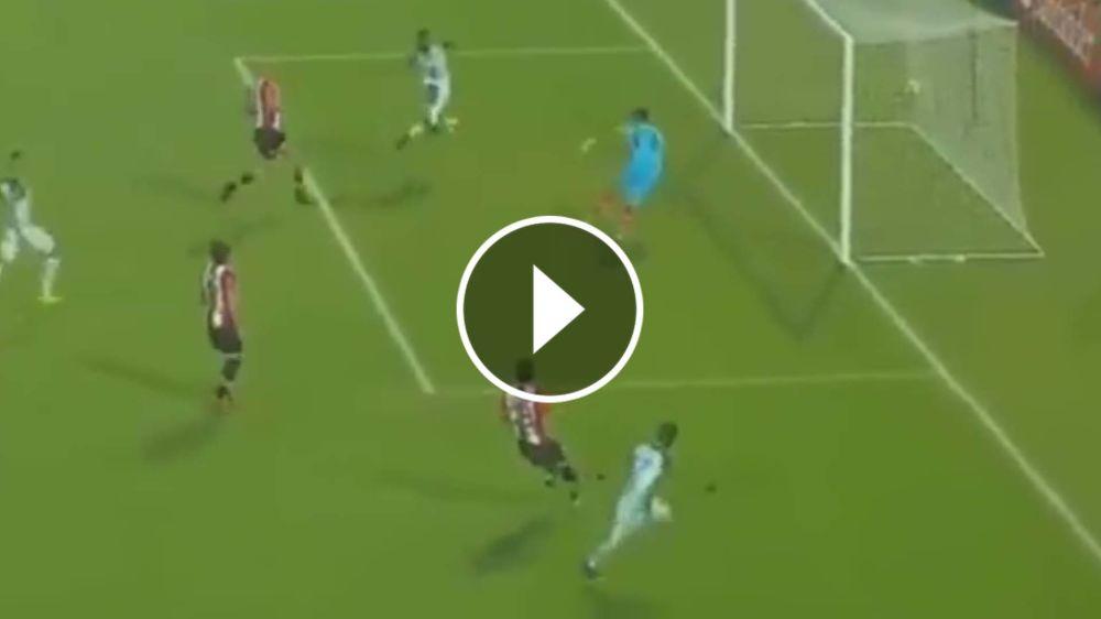 VIDEO: Ibargüen madrugó a Estudiantes y decreta la goleada