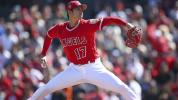 Ohtani has up-and-down Angels debut
