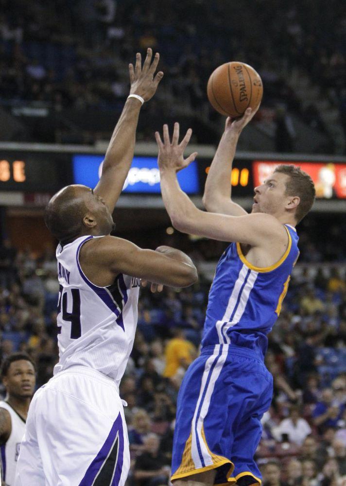 David Lee, Andrew Bogut out for Warriors vs. Nets