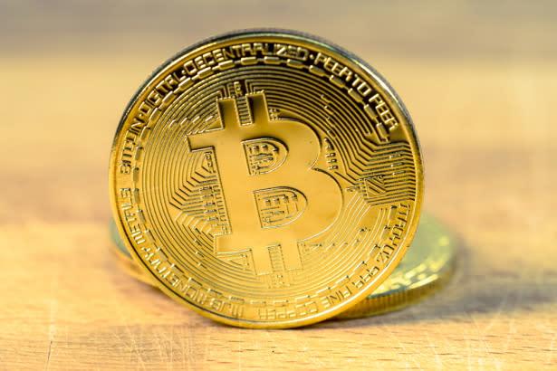 bitcoin negoziati in borsa)