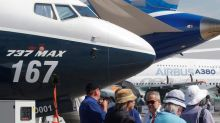 Grounding of Boeing plane hovers over big air show in Paris