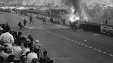 'I saw the horror – a fireball coming out of the sky': How a horrific crash at Le Mans changed motorsport forever