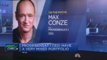 ProSiebenSat.1 CEO: Media firms need to prioritize tech and content