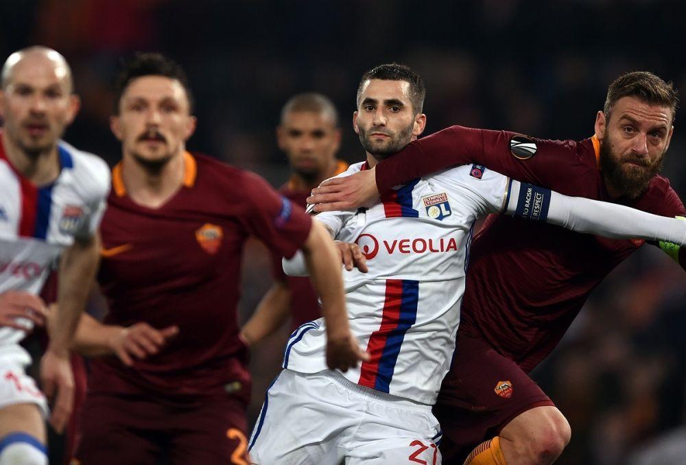 Ligue Europa: Lyon s'est fait très peur mais s'offre un bel exploit face à la Roma