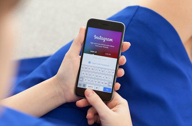 Instagram users can download a copy of their data