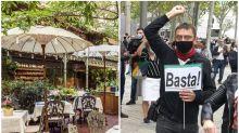 FOTOS | Así es Numa Pompilio, el restaurante de lujo al que fue Monedero días antes de manifestarse contra Ayuso