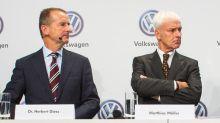 Chefwechsel bei VW – Politiker fordern Signal im Dieselskandal