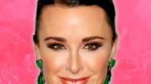 Kyle Richards Shamed For Posting Photo Of Daughter In Bikini