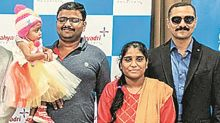Pune: Suffering from rare metabolic disease, toddler gets new liver
