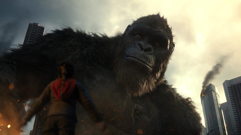 'Godzilla vs. Kong' Provides Lift to Korean Box Office
