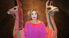 """Agatha Ruiz: """"No hay nada en el mundo que me guste más que la ropa de cholita"""""""