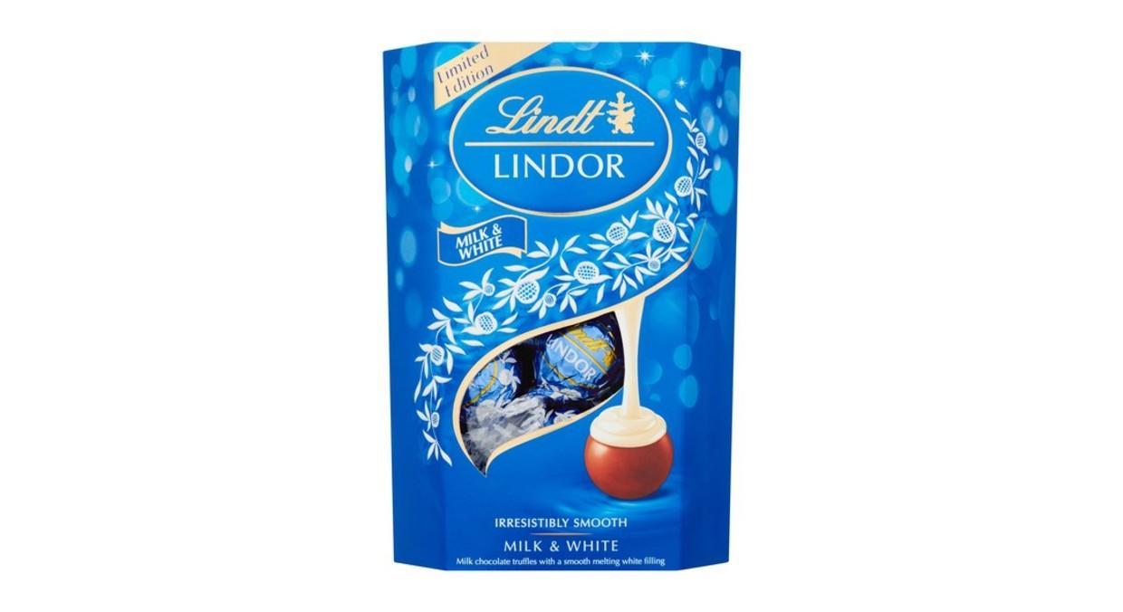 These Lindor White Chocolate Truffles Are The Most Delicious