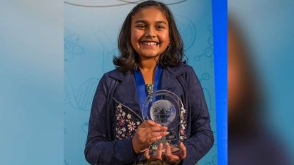 11-year-old girl inspired by Flint water crisis named top young scientist