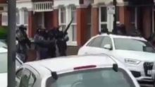 Willesden armed raid was to foil active terrorist plot, say police