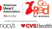 American Heart Association's Go Red For Women® launches The Go Red Commitment this American Heart Month to motivate women to take action against heart disease