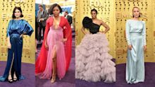 Emmys 2019: The biggest red carpet fashion trends