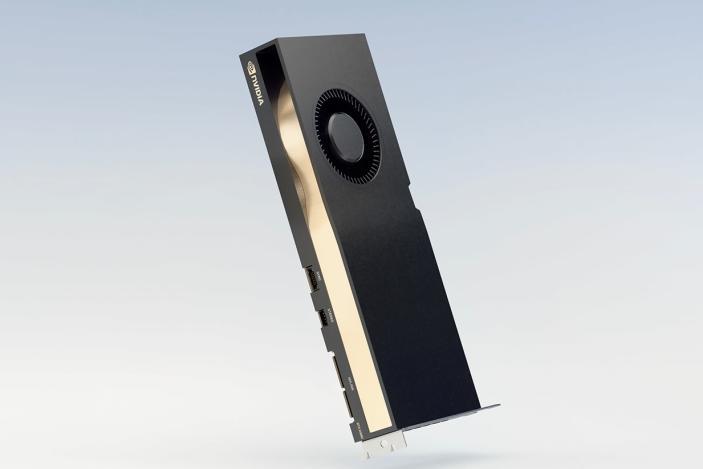NVIDIA unveils pro-level Ampere GPUs for workstations